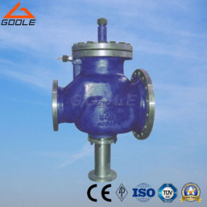 Gf2-250/400 Power Station Steam Turbines Main Safety Valve pictures & photos
