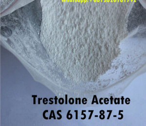 Hot Selling Prohormone Trestolone/Trestolone Acetate CAS 6157-87-5 for Steroid Material pictures & photos