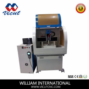 Mini CNC Engraver for jewelry Engraving (VCT- 4540R) pictures & photos