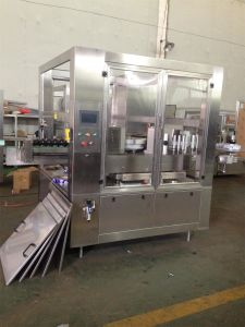 Hot Melt Adhesive Labeling Machine pictures & photos