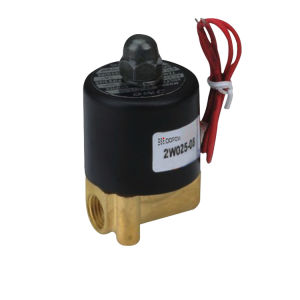 Solenoid Valve 2W Series 2/2 Way Direct Acting Industrial Valve pictures & photos