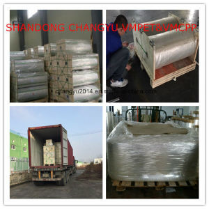 Antistatic VMPET Film 12micron for Electronic Components Packaging pictures & photos
