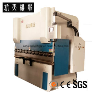 Sheet metal material press brake press/steel bending machine/wc67K