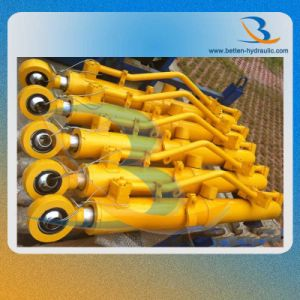 Construction Machinery Engineering Hydraulic Cylinders for Log Splitter pictures & photos