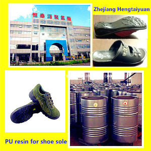 PU Prepolymer /PU Chemical/ PU Raw Material/PU Two-Component Raw Material for Safety Footwear Shoe Sole: Flexible Foam Polyol and ISO pictures & photos