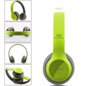 P47 Wireless Headband Headphone Bluetooth Headphones PC Gaming Headset pictures & photos