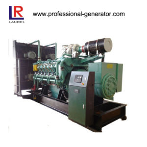 1000kw Natural Gas Generator or Biogas Engine CHP Generator pictures & photos