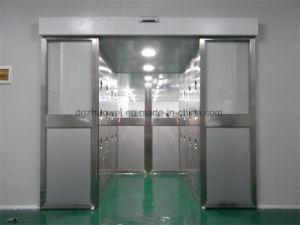 Good Auto Sliding Door Cargo/Person Air Shower pictures & photos