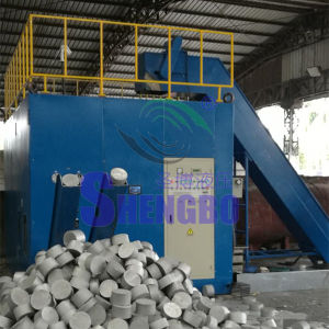 Automatic Horizontal Aluminium Chips Press Recycling Machine pictures & photos