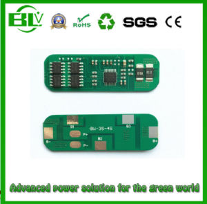 4s Li-ion BMS Protection Circuit Board for 14.8V Battery Pack for Small Bluetooth Headset Speakers pictures & photos