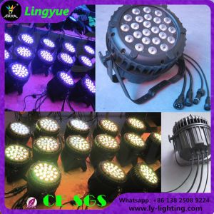 24X10W RGBW 4in1 PAR LED Outdoor Stage Lighting pictures & photos