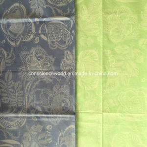 Polyester/Cotton50/50 140GSM Normal Designs Printed Down-Proof Fabric for Quilt Cover pictures & photos