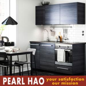 Modern Australia MDF Melamine Small Wood Kitchen Cabinet pictures & photos