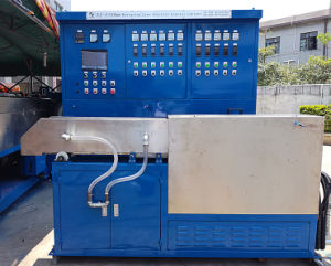 PLC Automatic Cable Extruder Machines for Nylon Cable pictures & photos