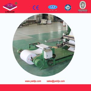 Fully Automatic Office Notebook Hot Melt Glue Notebook Machine&Nbsp; Reel to Ready Notebook pictures & photos