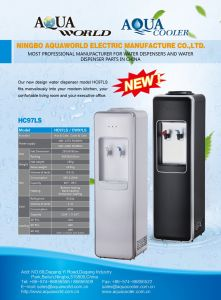 New Design Water Cooler pictures & photos