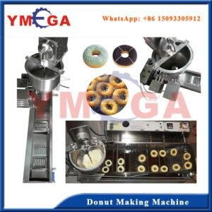 Automatic Working and Operation Food Equipment Frying Donut Machine pictures & photos