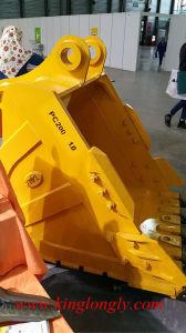 Komatsu PC 200 Excavator Heavy Duty Bucket pictures & photos
