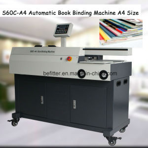 S60C-A4 Automatic Book Binding Machine A4 Size pictures & photos