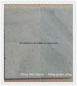 Light Green Ming Green Chinese Green Marble for Swimming Pool pictures & photos