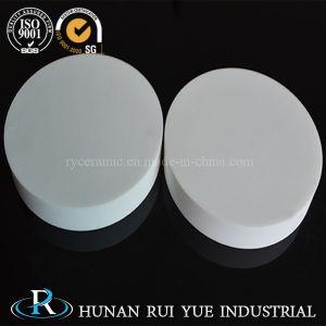 Zirconia Alumina Toughened Ceramic Part with High Temperature Resistance pictures & photos