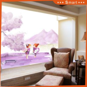 Cartoon Jubilance and Grey Wolf for Decoration Oil Painting pictures & photos