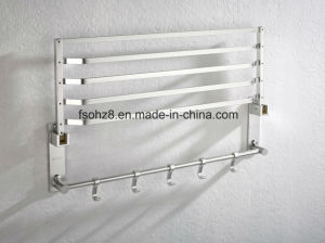 Space Aluminum Accessories Towel Rack for Bathroom Shelf (836) pictures & photos