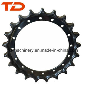 Hyundai Excavator Sprocket Wheels Drive Sproekt Chain Sproket R130, R130-1 for Undercaiiage Parts pictures & photos