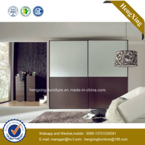 Modern Closet Furniture Lacquer Walk-in Wardrobe (HX-LC3084) pictures & photos
