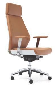 Adjustable Arms Executive Mechanism PU Chair (NS-6C016) pictures & photos