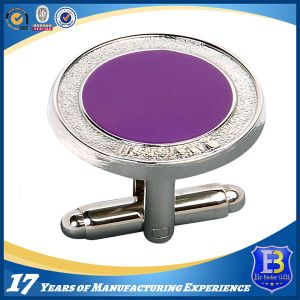Fashion Synthetic Enamel Cufflinks pictures & photos