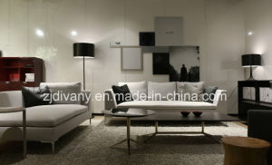 Italian Style Leather Sofa Furniture (D-71-C & D-71-H) pictures & photos
