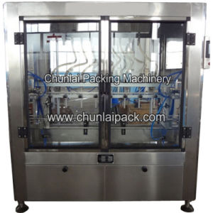 Automatic Linear Liquid Filling Machine pictures & photos
