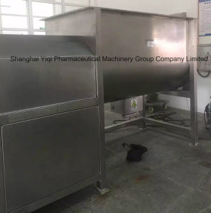 High Efficient Powder & Liquid Blender/ Spiral Double Ribbon Mixer (WLDH model) pictures & photos