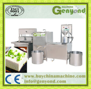 Bean Curd Production Line Tofu Making Machine pictures & photos