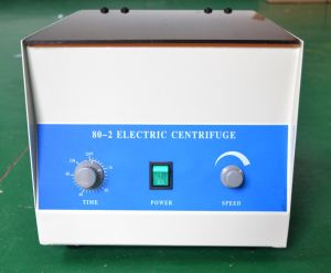 Cheap Lab Centrifuge Simple Use pictures & photos