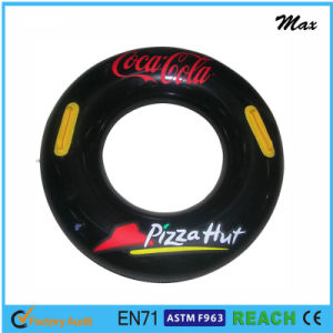 Cool Design Promotion Gifts or Water Park Products PVC Inflatable Swim Ring pictures & photos