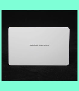 Credit Card Size 30mil Plain White PVC Card Suitable for Printing pictures & photos