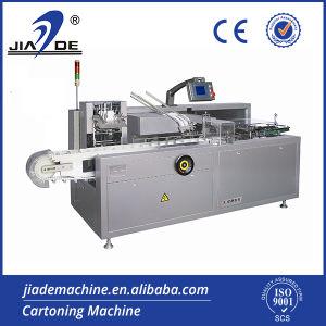 Automatic Sachet Carton Packing Machine (JDZ-100) pictures & photos