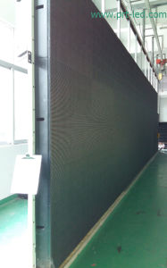 P6 SMD3535 Full Color LED Display for Outdoor Advertising pictures & photos