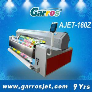 1.6m Garros Cotton Textile Printer High Resolution 1440dpi Fast Speed pictures & photos