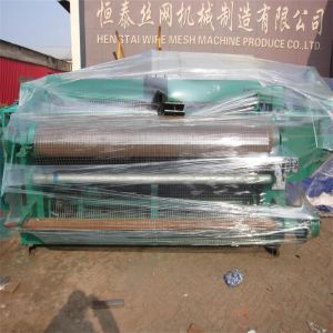 China Manufacturer Low Price and Specialty Full Automatic Welded Wire Mesh Machine