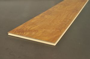 WPC PVC Vinyl Flooring Stripes/ Vinyl Flooring Boards/ PVC Floor with WPC Baseboards pictures & photos