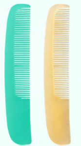 Comb for Travel / Plastic Hotel Comb (GHC016) pictures & photos