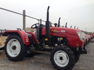 45HP 4 Wheel Farming Tractor Factory pictures & photos