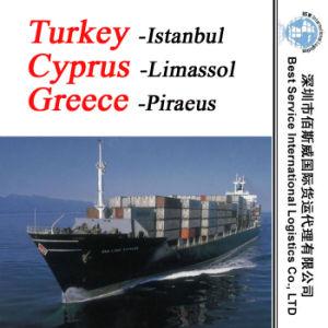 "Freight Shipping Service Istanbul (Turkey) ; Limassol (Cyprus) ; Piraeus (Greece) -20""/40"" pictures & photos"