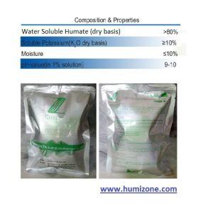 Humizone Organic Fertilizer From Leonardite: Potassium Humate 80% Crystal (H080-C) pictures & photos