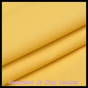 Semi PU furniture Leather for Sofa, Home Upholstery pictures & photos