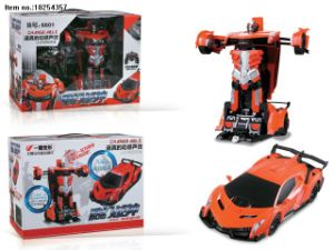 2.4G R/C Deformation Cargo Truck Toys for Kids pictures & photos