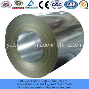 Q235 Galvanized Steel Coil with Small Spangles pictures & photos